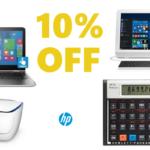 Cupons 10% na HP  Até 20% na Natue   Nike até 50%