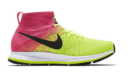 Tênis Nike Zoom Pegasus All Out Flyknit Ultd Infantil