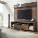 Valorize a sua sala com rack e painel para TV