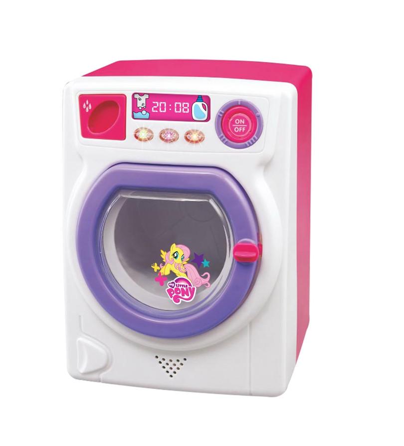 Máquina de Lavar Roupa Bangtoys My Litte Pony Rosa