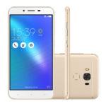 Asus Zenfone 3 Max 32GB Dourado 4G Tela 5.5″ Câmera 16MP Android 6.0 em Oferta no Carrefour