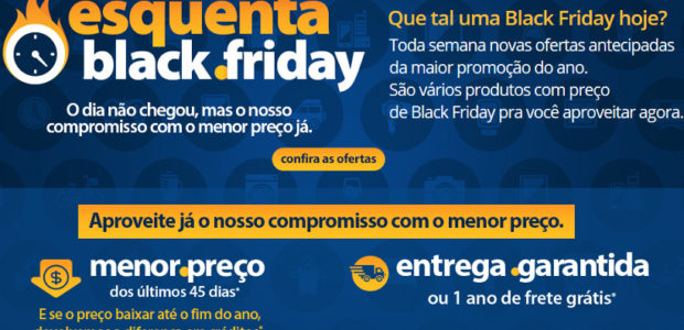 Walmart Esquenta Black Friday 2017
