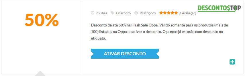 Link de Desconto Oppa