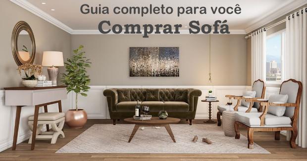 como comprar sofá guia completo