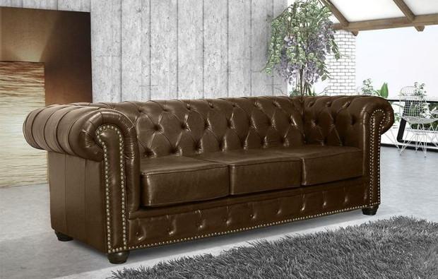 comprar sofá de couro