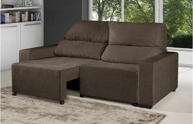 É possível comprar sofá retrátil e reclinável direto da ...