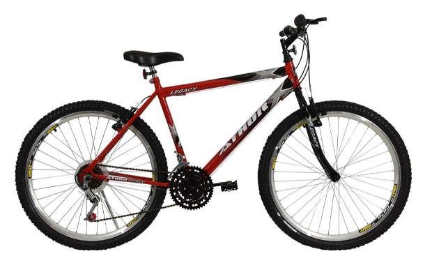 Netshoes Bicicleta Athor Aro 26 18M Legacy