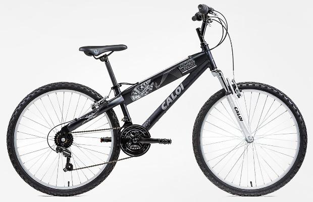 Netshoes Bicicleta Caloi Star Wars Aro 26