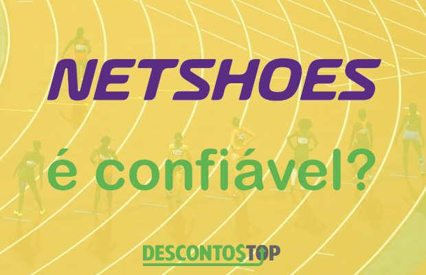 netshoes é confiável
