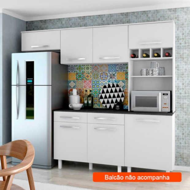 Mobly Cozinha Compacta Lorena 5