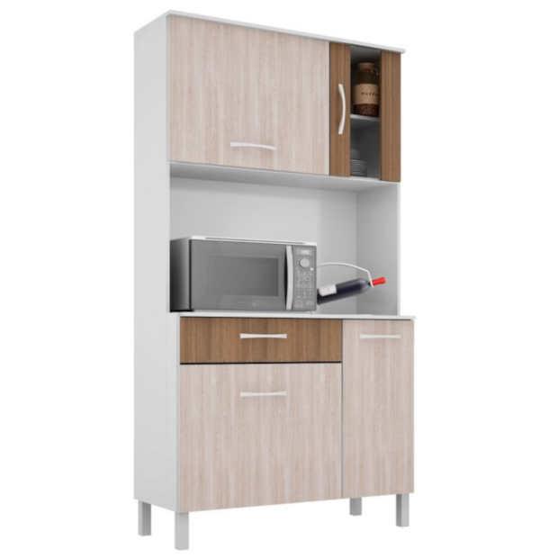 Mobly Cozinha Compacta Viena 4
