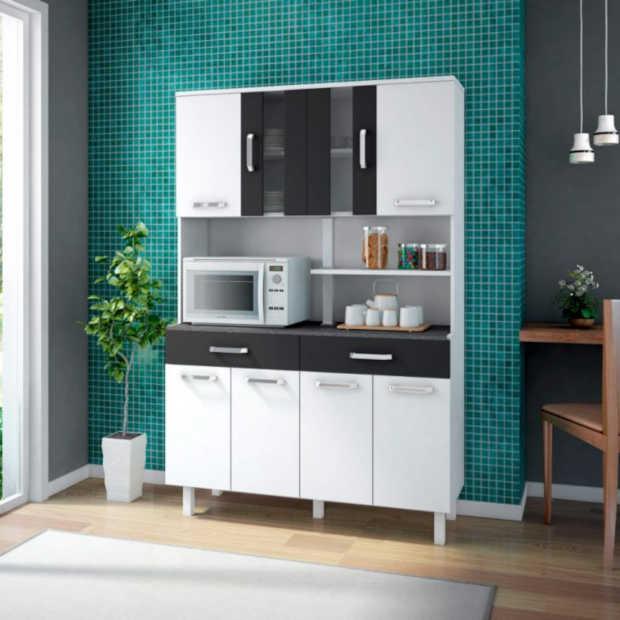 Mobly Cozinha compacta Atenas 8