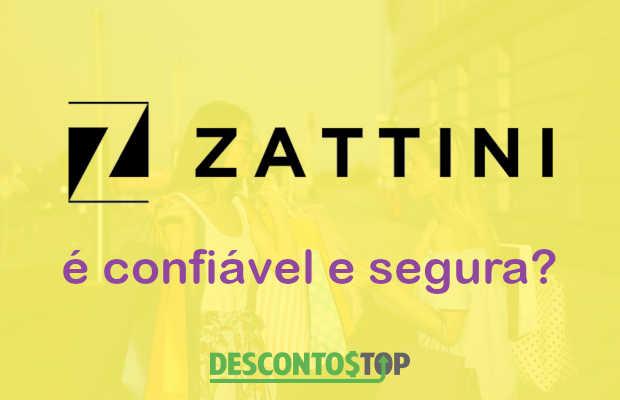 a44f2821b A Loja Zattini é Confiável e Segura para Comprar