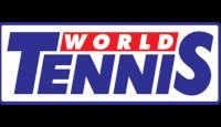Logo World Tennis na Página de Cupons de Desconto
