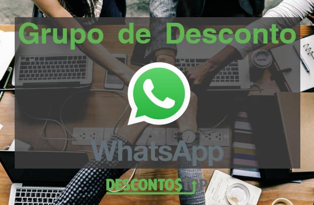 grupo de desconto whatsapp