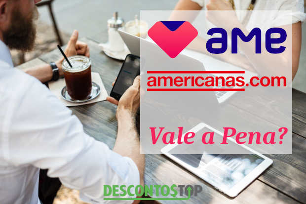ame digital americanas