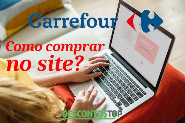 site do carrefour como comprar online