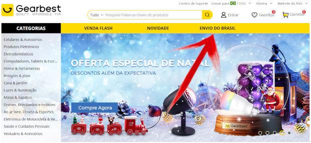 como comprar na gearbest deposito brasileiro