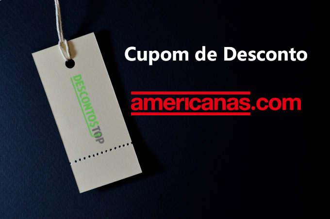 cupom americanas