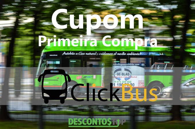 cupom clickbus primeira compra