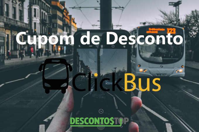 cupom de desconto clickbus