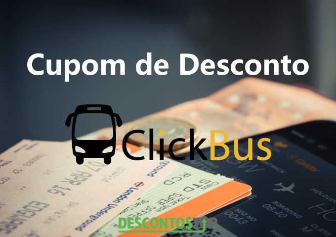 cupom de desconto passagem clickbus