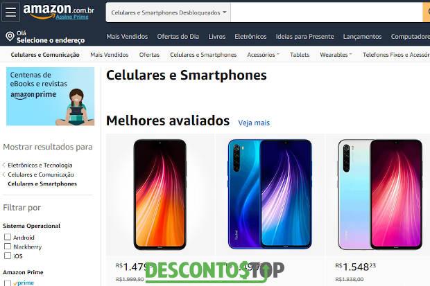 amazon é confiavel para comprar celular