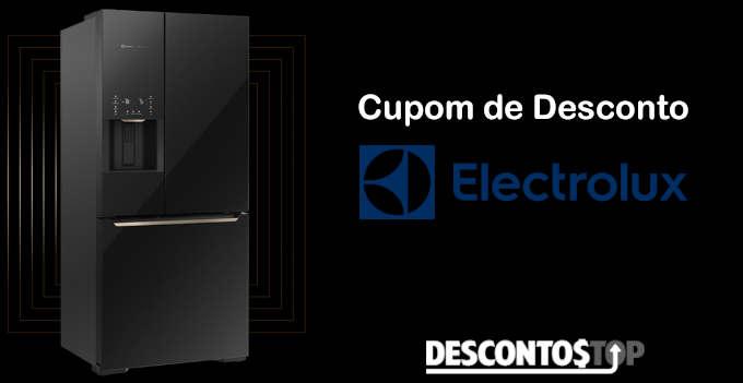 cupom electrolux