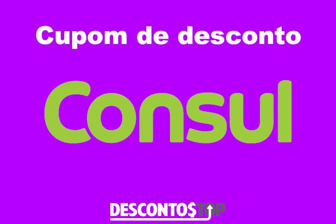 cupom consul
