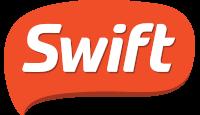 cupom de desconto swift logo