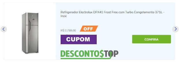 geladeira Electrolux DFX41