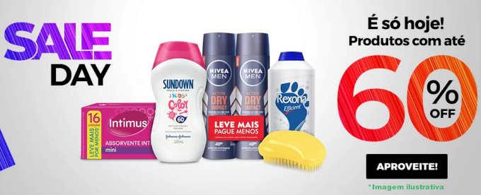 produtos com desconto de 60% na Panvel