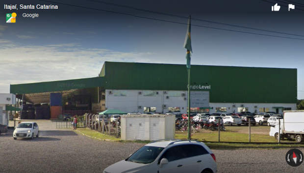 Sede da PneuStore em Itajaí - SC