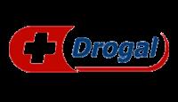 cupom de desconto drogal logo